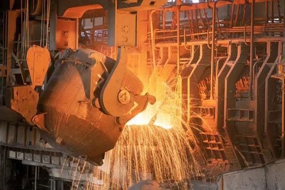 Экспертиза оборудования металлургической промышленности