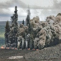 деятельность, связанная с обращением взрывчатых материалов