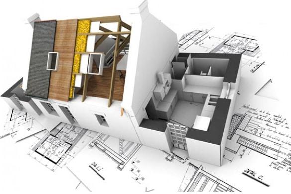 Проект на реконструкцию дома