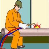 Комиксы для соблюдения правил промышленной безопасности