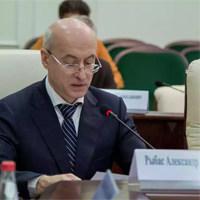 Заместитель главы Ростехнадзора принял участие в форуме «Технологии безопасности»