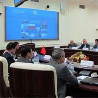 Делегация Народной Республики Бангладеш посетила Ростехнадзор