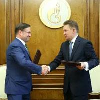 Ростехнадзор и ПАО «Газпром» подписали соглашение о сотрудничестве