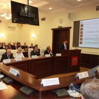 Заседание коллегии Ростехнадзора по подведению итогов за 2015 год