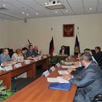 Состоялось заседание Совета по вопросам экспертизы промышленной безопасности