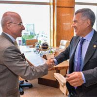 Статс-секретарь – заместитель руководителя Ростехнадзора посетил Республику Татарстан