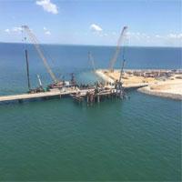 Светлана Родионова посетила строительные объекты магистрального газопровода Краснодарский край – Крым