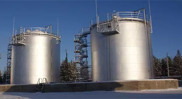 Экспертиза резервуаров для хранения нефтепродуктов