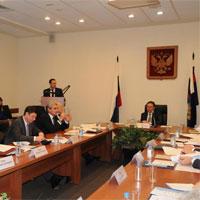 Очередное заседание Коллегии Ростехнадзора
