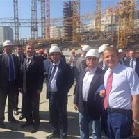 Заместитель главы Ростехнадзора посетил Екатеринбург