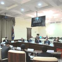 Делегация Китая в рамках визита в Россию посетила Ростехнадзор