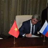 Ростехнадзор будет сотрудничать с Министерством промышленности и торговли Вьетнама
