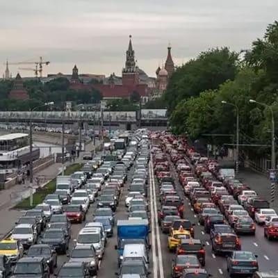 Автомобили лидируют в загрязнении воздуха