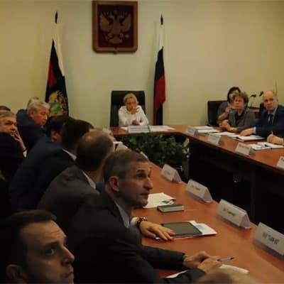 Светлана Родионова провела совещание по выполнению четырехсторонних соглашений
