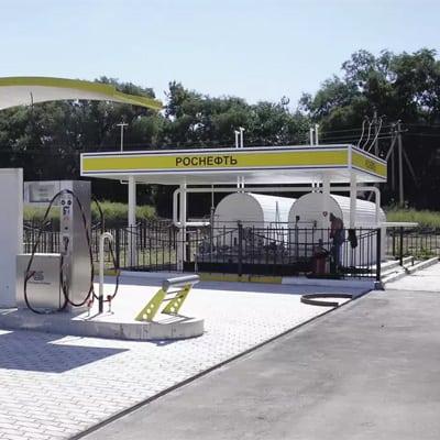 За газовыми АЗС сохранится статус опасных производственных объектов