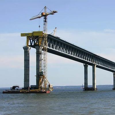 Глава Ростехнадзора о строительстве Керченского моста