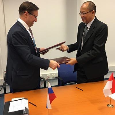 Подписан Меморандум о взаимопонимании между Ростехнадзором и Индонезией
